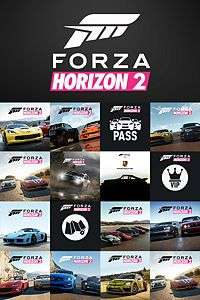 Forza Horizon 2 Die komplette Add-on-Sammlung (Xbox One) für 5,28€ (Xbox Store AR VPN)