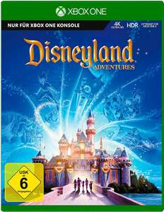Disneyland Adventures (Xbox One) für 15,64€ (Amazon Prime)