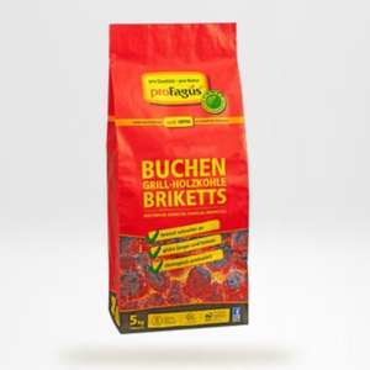 Lokal REWE Bayern Profagus Grillis Briketts und Holzkohle im 3,3kg Sack kg/1,45€
