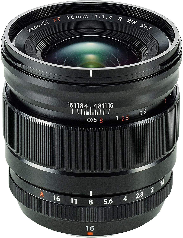 Fujifilm Fujinon XF16mm F1.4 R WR Objektiv