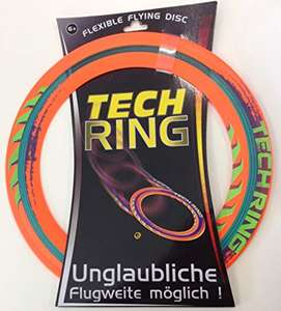 TechRing Wurfring 5,99€ bzw. 5,39€ (10% Coupon) [Rossmann]