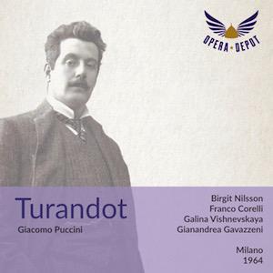 "[Opera Depot] ""Turandot"" von Giacomo Puccini als Gratis-Download"