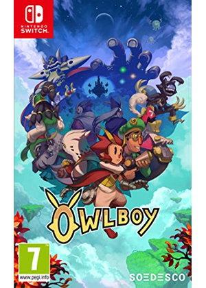 Owlboy (Switch) für 19,22€ (Base.com)