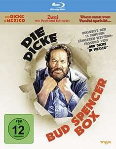 Die Dicke Bud Spencer Box (Blu-ray) für 18,99€ (Amazon Prime & Media Markt eBay)
