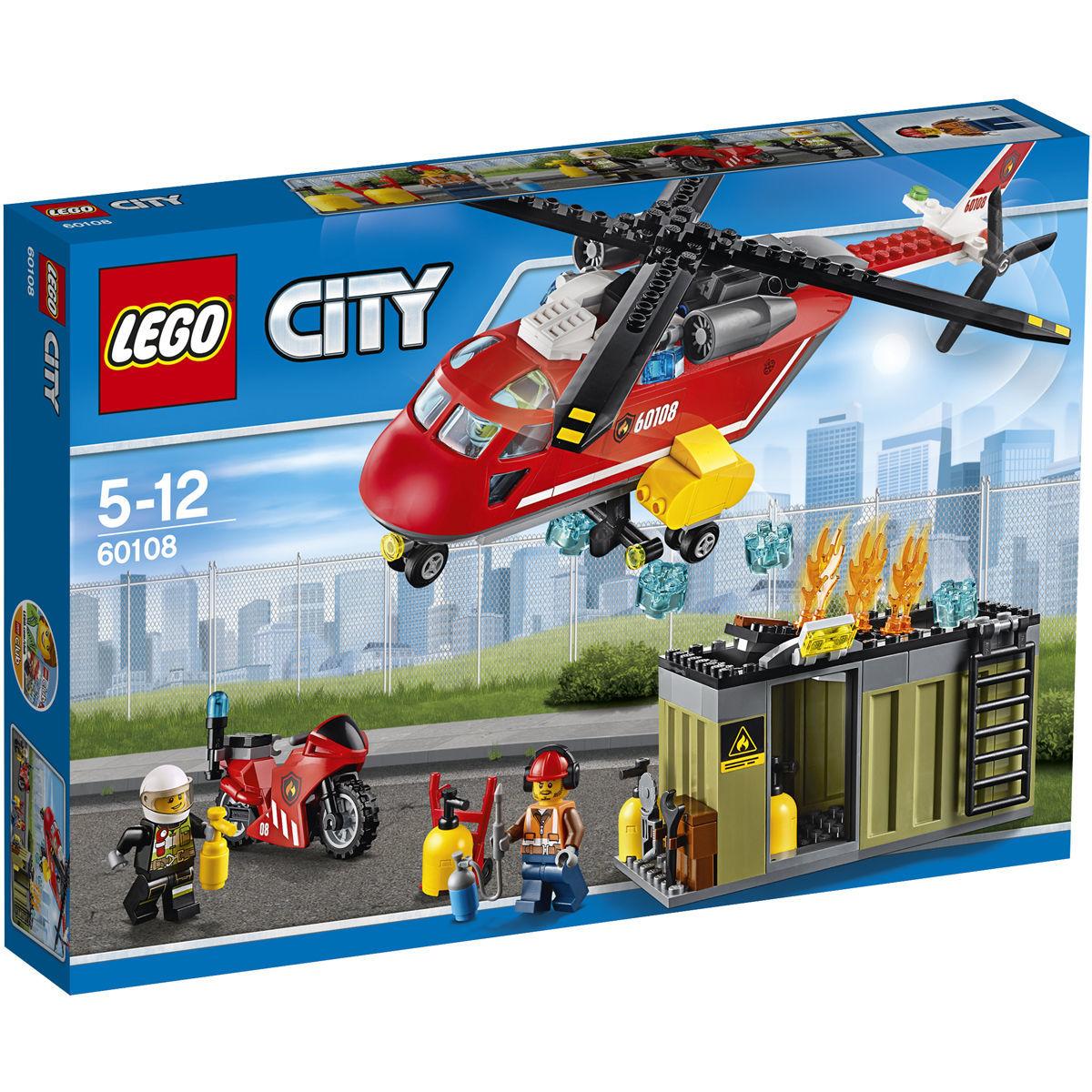 Lego 60108 für 0,87€ , abverkauf Kaufland Neckarsulm
