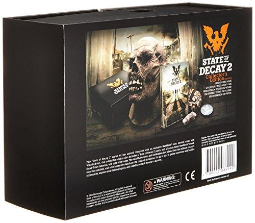 Amazon / State of Decay 2 Collector's Edition - [Spiel nicht enthalten]