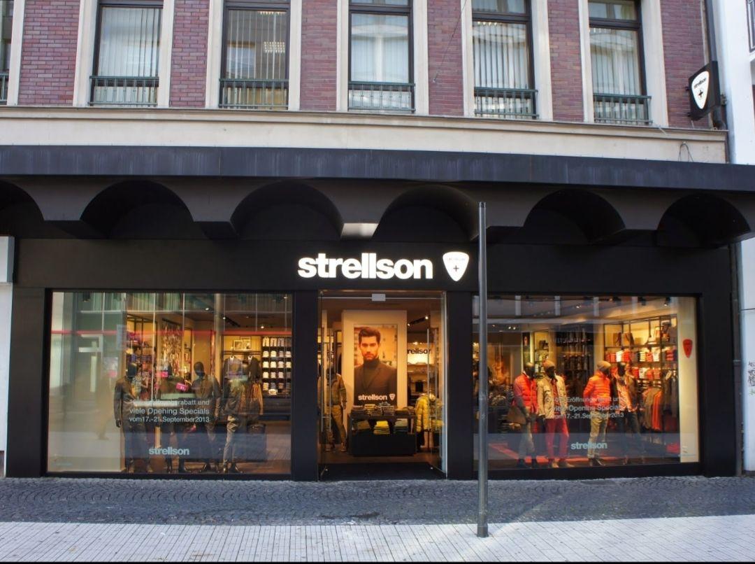 [Lokal Aachen] Strellson - Räumungsverkauf. 70% auf alles.