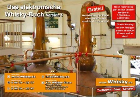 Kostenloses Whisky-Buch als PDF und als Hörbuch (fast schon ein Lexikon)