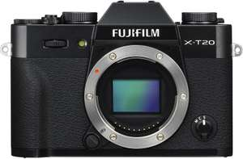 Fujifilm X-T20 Systemkamera Schwarz // Bestpreis