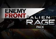 Enemy Front + Alien Rage (Steam) für 1€ (Fanatical)