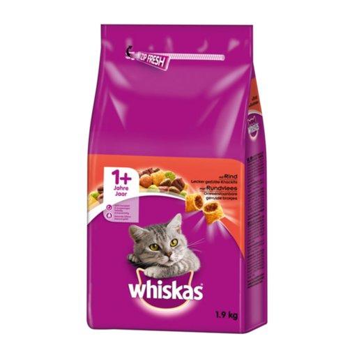 [LOKAL Hamburg - Aldi Steilshoop] Whiskas Katzenfutter 1,9kg
