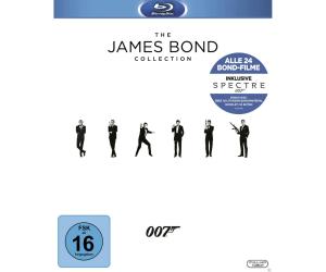 James Bond Collection 2016 [Blu-ray] für 89€ [Mediamarkt]