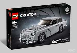 Lego 10262 James Bond Aston Martin DB5 über Shoop-Link (shop.lego.com)