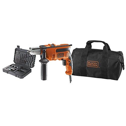 Black & Decker KR714S32 Schlagbohrmaschine (710 Watt) für 45,90€ [Amazon.fr]