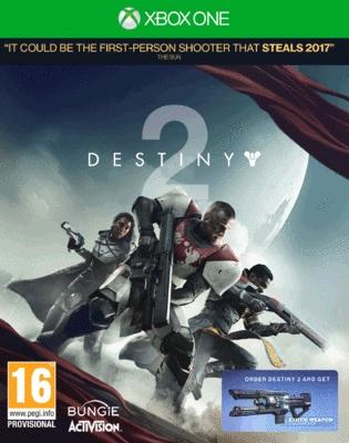 Destiny 2 inkl. Exotic Weapon DLC (Xbox One) für 9,95€ (ShopTo)