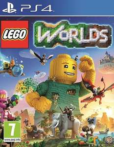 LEGO Worlds (PS4) für 15,88€ (Base.com)