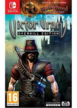 Victor Vran Overkill Edition (Nintendo Switch)