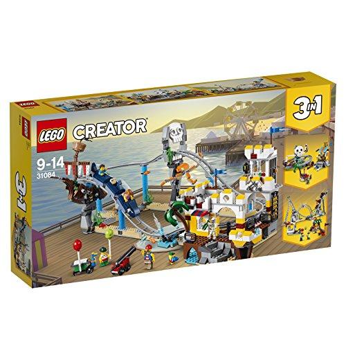 LEGO Creator 3in1 - Piraten-Achterbahn (31084)