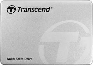 "Transcend SSD220S Interne SSD 2.5"" - 240 GB (Amazon)"