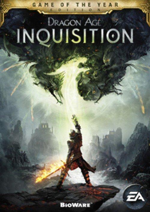 Dragon Age Inquisition - Game of the Year Edition (Origin) für 7,59€ (CDKeys)