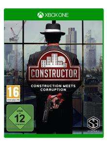 Constructor (Xbox One) für 9,99€ (Amazon Prime & Media Markt) & (PS4) für 9,96€ (GameStop)