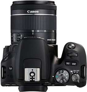 CANON EOS 200D + EF-S 18-55mm f/4-5.6 IS STM Schwarz