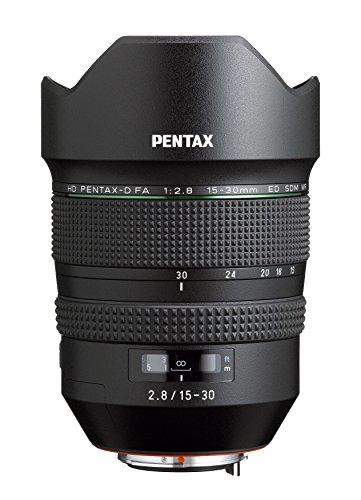 Pentax HD DFA 15-30 mm f2.8 ED SDM WR für 1.078,60€ [Amazon.co.uk]