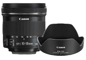 [SATURN] Canon EF-S 10-18mm f/4.5-5.6 IS STM mit MASTERPASS