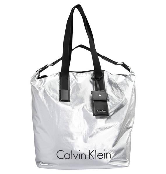 """[Galeria] Calvin Klein Shopper """"City"""" im Metallic Design. Fast geschenkt..."""