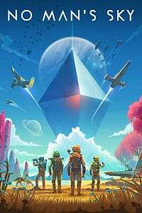 No Man's Sky (Xbox One) für 15,81€ (Xbox Store AR VPN)