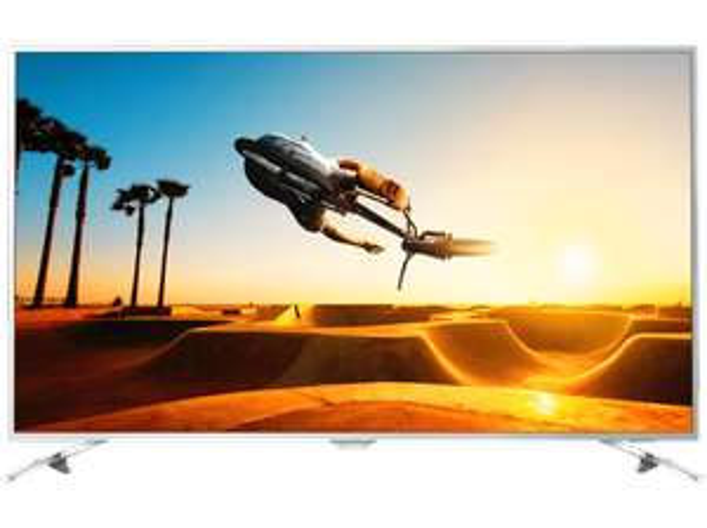 "Philips 55PUS7272/12 für 679€ - 55"" UHD TV mit 120 Hertz, Edge LED, HDR, Triple-Tuner, 4x HDMI, Android TV, Ambilight (3-seitig) *UPDATE*"