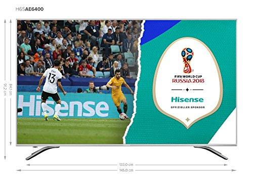 "Hisense H65AE6400 bei Amazon mit Prime - 65"" UHD TV mit Triple-Tuner"