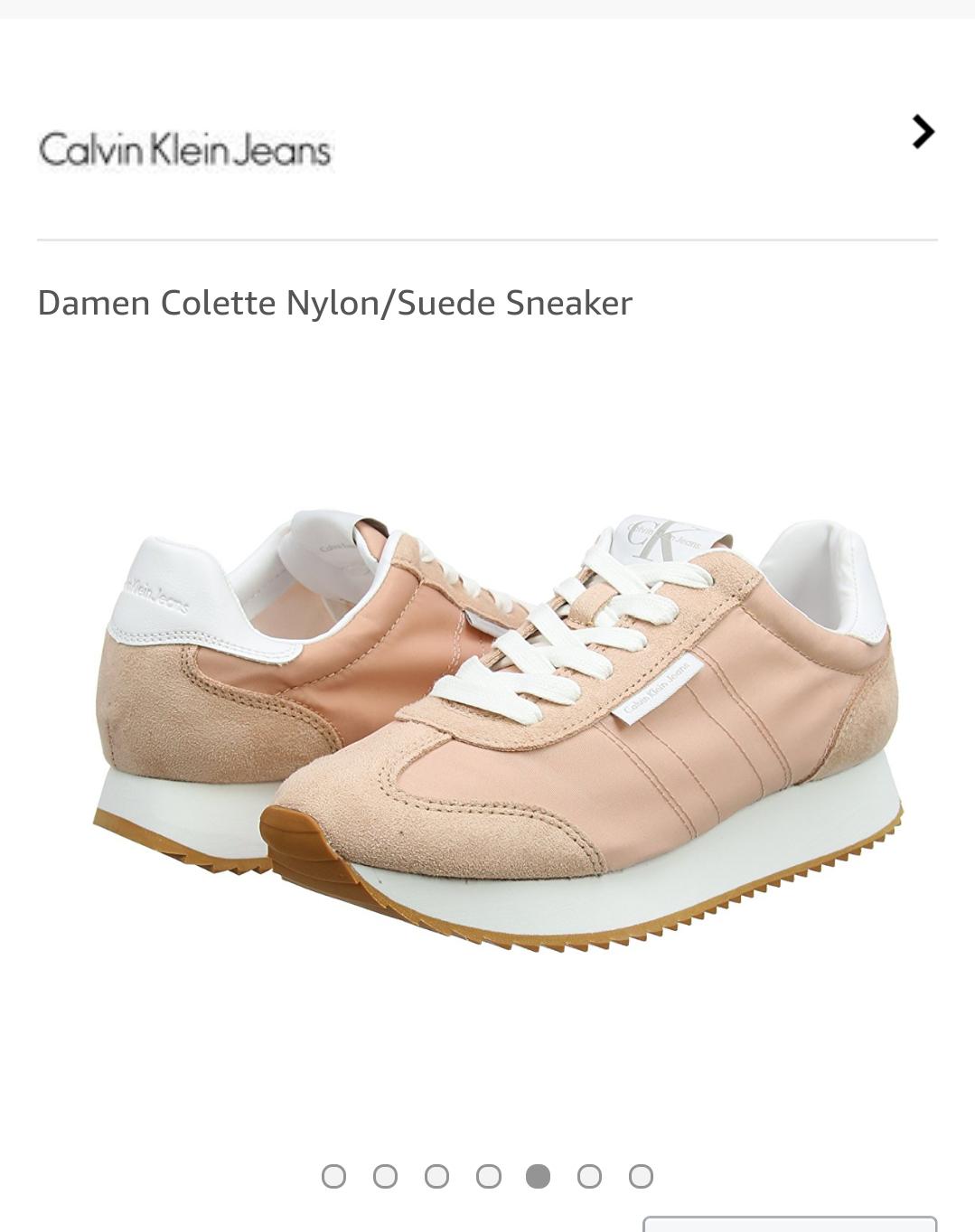 Calvin klein Sneaker in 39