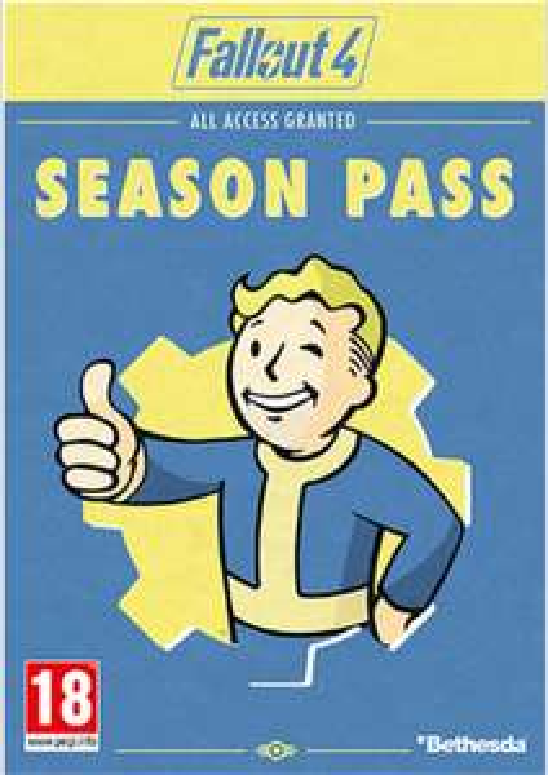 Fallout 4 Season Pass (Steam) für 11,39€ (CDKeys)