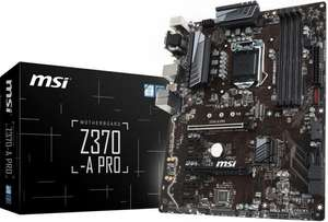 [Lokal] MSI Z370-A Pro ATX Motherboard, Abholung in Cyberport Stores