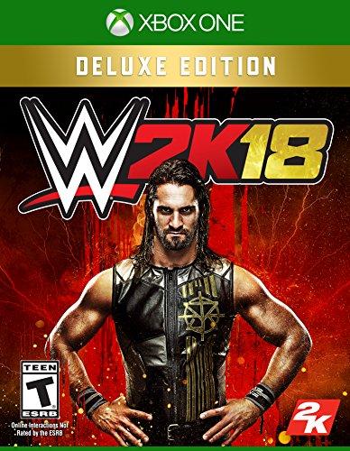 WWE 2K18 Deluxe Edition (Xbox One) für 24,68€ (Amazon.com)