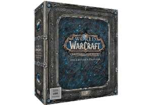 (MediaMarkt / Saturn Masterpass) World of Warcraft - Battle for Azeroth Collectors Edition