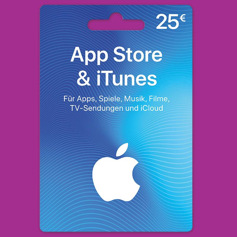 iTunes Guthaben bei NORMA mit 15% Extra