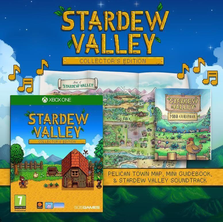 Stardew Valley Collector's Edition (Xbox One) für 15,89€ (Base.com)