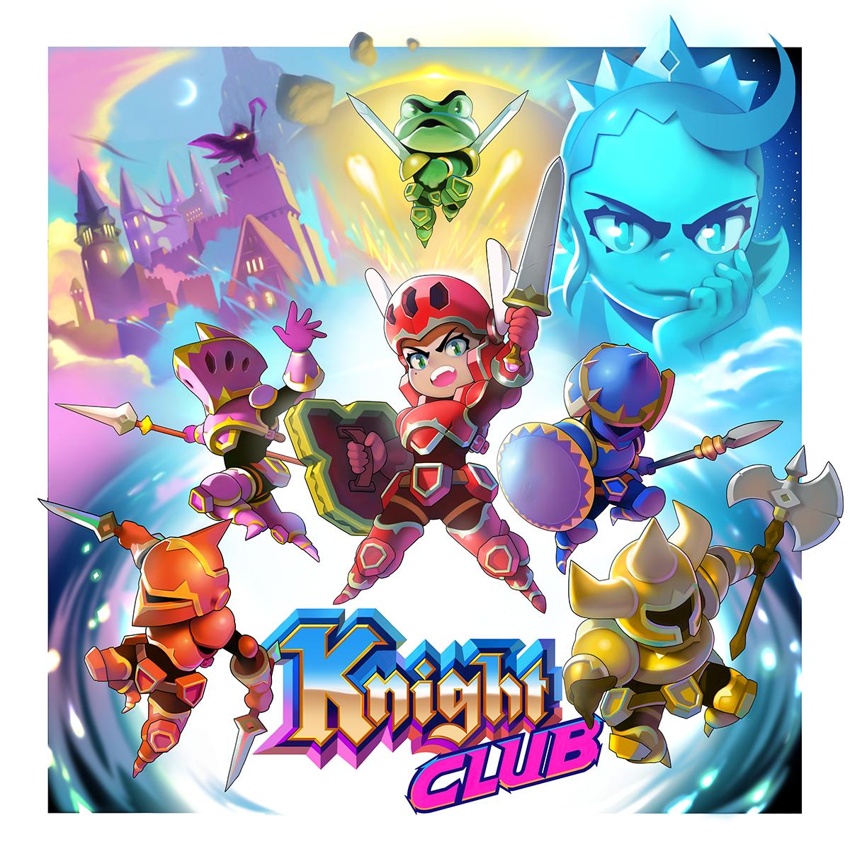 Knight Club (PC) kostenlos