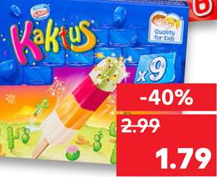 Kaufland-Angebote: z.B. das leckere BUM BUM Eis (+weitere Sorten) für nur 1,79€