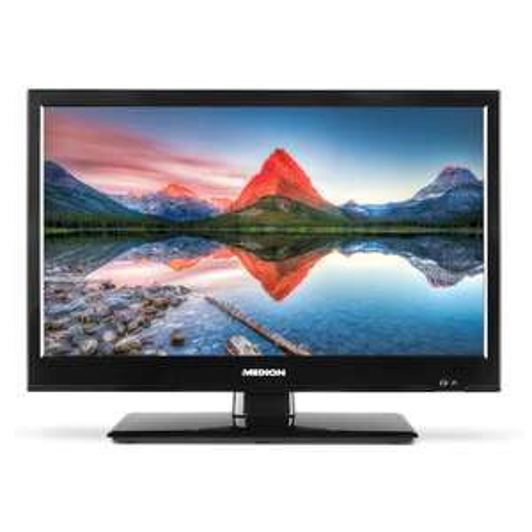 Kleiner TV 15,6 Zoll mit Triple Tuner