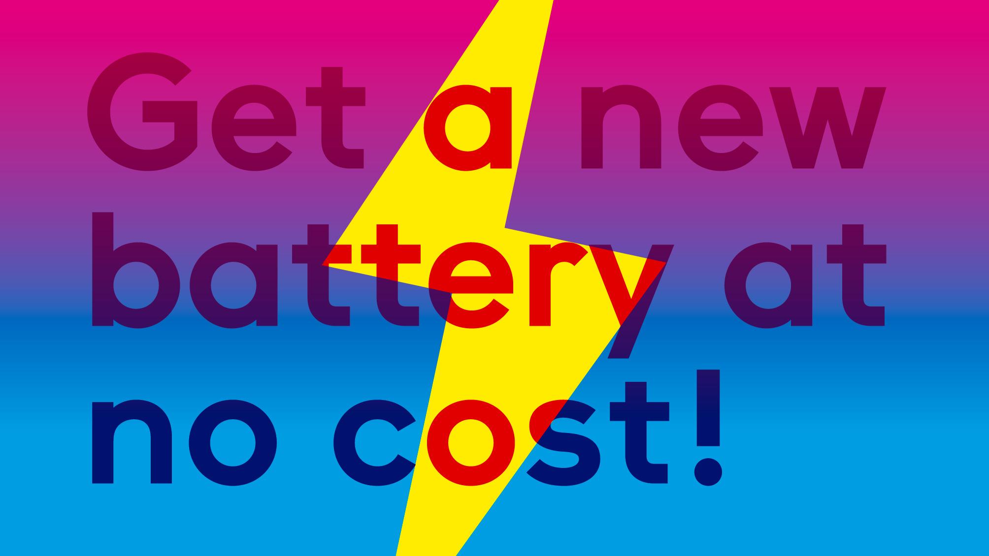 Swatch Uhren - Kostenloser Batteriewechsel in Swatch Stores in D/CH/AT
