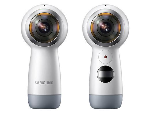 Samsung Gear 360°-Kamera (4K) für 75,90€ [iBood]