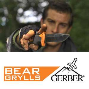 Gerber Ultimate Survival Messer