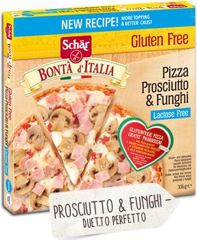 [GzG] Schär glutenfreie Pizza gratis probieren
