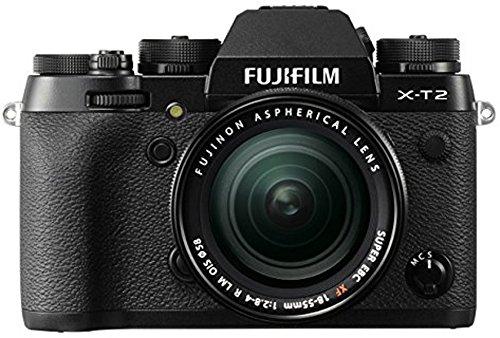 Fujifilm X-T2 Kit + XF 18-55 mm Objektiv — Systemkamera * neuer Betpreis [Amazon.fr]