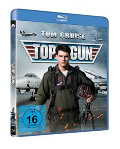 [Amazon Prime] Top Gun (Special Collector's Edition) Blu-Ray