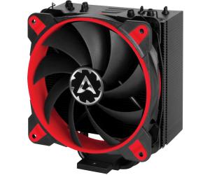 [nbb]   ARCTIC Freezer 33 eSports ONE - Tower CPU Luftkühler mit 120 mm PWM Prozessorlüfter für Intel und AMD Sockel - für CPUs bis 200 Watt TDP - Leiser und Effizienter Cooler (Rot)