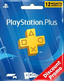 PlayStation Plus 12 Monate für ~24 € [Indonesien PSN ]